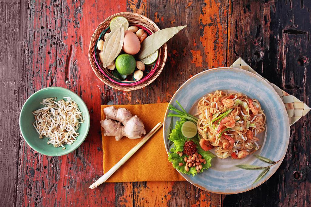Thai food in Kingston
